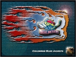 Columbus Blue Jackets, Drużyny, Logo, NHL